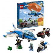 Игровой конструктор Лего Сити Воздушная полиция: Арест парашютиста 60208 LEGO City