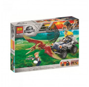 Конструктор Bela Dinosaur World Погоня за птеранодоном 10921 (Аналог LEGO Juniors Jurassic World 75926) 138 дет