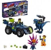 Конструктор Лего Фильм The LEGO Movie 70826 Рэкстремальный внедорожник Рэкса LEGO