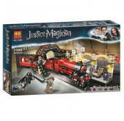Конструктор Bela Justice Magician Хогвартс-экспресс 11006 (Аналог LEGO Harry Potter 75955) 832 дет