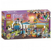 Конструктор Bela Friends 11037 Автомойка (аналог LEGO Friends 41350)