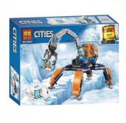 Конструктор Bela 10993 Cities Арктический вездеход (аналог LEGO 60192)