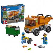 Игровой набор Лего Сити Транспорт: Мусоровоз 60220 LEGO CITY