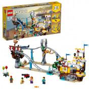 Игровой Конструктор Лего создатель 31084 Пиратские горки LEGO Creator