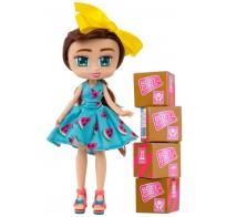 Кукла Boxy Girls Brooklyn 20 см с аксессуарами