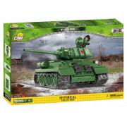 Конструктор Cobi Small Army World War II 2476A Танк СССР Т-34 (505 деталей)