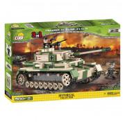 Конструктор Cobi Small Army World War II 2508A Немецкий средний танк Panzer 4 (500 деталей)