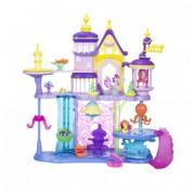 Игровой набор Волшебный подводный Замок Королевы Ново C1057 My Little Pony Мерцание 75см Кантерлот