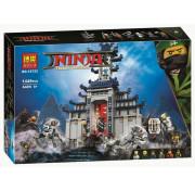 Конструктор BELA Ninja  Храм Великого оружия 10722