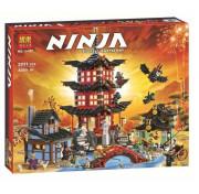 Конструктор BELA Ninja  Храм Аэроджитцу 10427