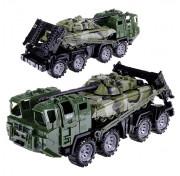 Тягач военный Щит с танком 56х21х21,5 см,Н-258/2