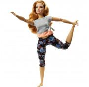 Barbie Кукла Barbie Безграничные движения 4 FTG84