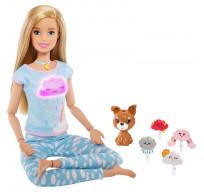 Набор игровой Barbie Йога GNK01