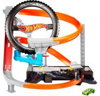 Набор игровой Hot Wheels Сити Шиномонтажная мастерская GJL16