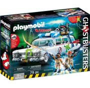 Набор с элементами конструктора Playmobil Ghostbusters 9220 Экто-1