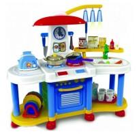 ABtoys Кухня Помогаю маме с водой, звуковыми и световыми эффектами PT-00196