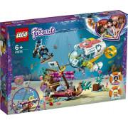 Конструктор LEGO Friends 41378 Спасение дельфинов 363 детали