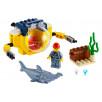 Конструктор LEGO City 60263 Океан: мини-подлодка