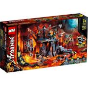 Конструктор LEGO Ninjago 71717 Путешествие в Подземелье черепа