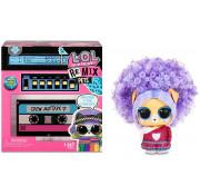 Кукла сюрприз LOL Surprise Remix Pets питомцы с настоящими волосами 9 сюрпризов 567080 MGA Entertainment