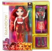 Кукла Rainbow High Surprise Dolls Ruby Anderson красная Fashion Doll с двумя нарядами 569619 MGA Entertainment