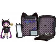 Игровой набор с мягкой куклой Na Na Na Surprise 3в1 спальня-рюкзачок черная кошечка Tuesday Meow 569749