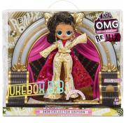 Коллекционная Кукла ЛОЛ ОМГ Ремикс Jukebox B.B со светом и музыкой 569886 (LOL OMG Surprise Remix)