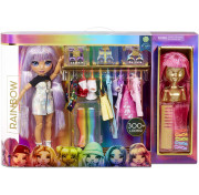 Набор Rainbow High Surprise модная студия с эксклюзивной куклой Avery Styles 571049 MGA Entertainment