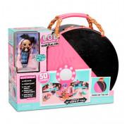 Игровой набор Салон для волос с куклой ЛОЛ сюрприз  LOL Surprise! JK Hair Salon Playset Mini Fashion Doll Prim с 50 сюрпризами 571322