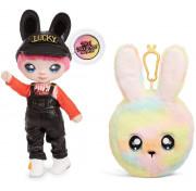 Кукла мягкая Na Na Na surprise мальчик-кролик Jeremy Hops 3 серия (голова зайчика) 571704
