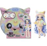Игровой набор с большой мягкой куклой Na Na Na Surprise Ultimate Девочка кошка Пайпер Прим 571810 100+ сюрпризов