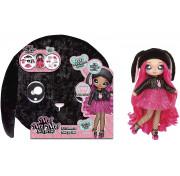 Игровой набор с большой мягкой куклой Na Na Na Surprise Ultimate Девочка кролик Black Alex Heart 571827 100+ сюрпризов