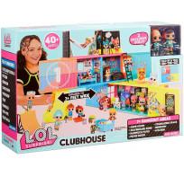 Игровой набор Clubhouse Клубный дом LOL Surprise (2020) 569404