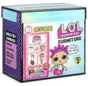Игровой набор LOL Surprise Furniture 3 серия Роллердром c Roller Sk8er 567103
