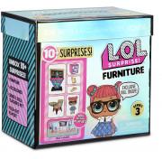 Игровой набор LOL Surprise Furniture 3 серия Школьный кабинет с Teacher's Pet 570028