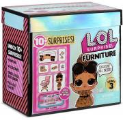 Игровой набор LOL Surprise Furniture 3 серия Кабинет директора с Boss Queen 570042