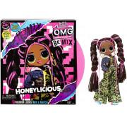 Кукла Лол ОМГ Remix Honeylicious LOL Surprise OMG, 25 сюрпризов, 567264