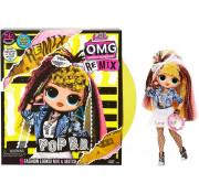 Кукла LOL OMG Surprise Remix Pop BB с музыкой, 25 сюрпризов (567257)