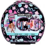 Игровой набор LOL Surprise OMG Fashion Closet On-The-Go Rolling Storage 571315