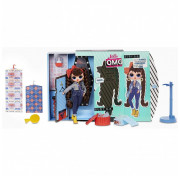 Кукла-сюрприз  LOL Surprise OMG Series 2 Busy B.B. Fashion Doll с 20 сюрпризами MGA Entertainment, 565116