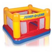 Батут надувной INTEX 48260 Игровой центр Замок Jump-o-Lene (Джапм-о-Лин)