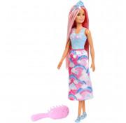 Кукла Barbie Принцесса с прекрасными волосами FXR94 Mattel