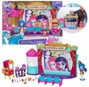 Hasbro C0409 Equestria Girls Игровой набор мини-кукол Кинотеатр My Little Pony Movie