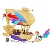 Hasbro C1059 Май Литл Пони Стражи гармонии - дирижабль радуги дэш My Little Pony The Movie