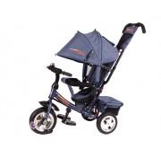 Детский трехколесный велосипед TRIKE Travel Jeans TT2J (10 и 8)