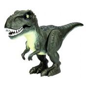 Интерактивный робот динозавр Робо-Тираннозавр RoboAlive зеленый Т13693