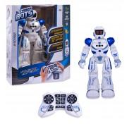 """Радиоуправляемый робот """"Агент"""" Xtrem Bots, со световыми и звуковыми эффектами Longshore"""