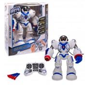 """Радиоуправляемый робот """"Штумовик"""" Xtrem Bots, со световыми и звуковыми эффектами XT30039"""