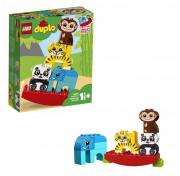 Лего Дупло Мои первые цирковые животные 10884 Lego Duplo