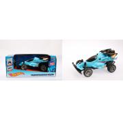 Hot Wheels багги на р/у, масштаб 1:20, cо светом и звуком, скорость до 19км/ч, с АКБ, синяя Т10980
